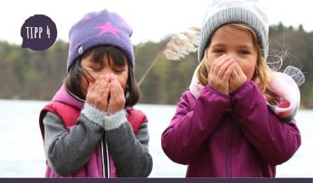 4. Droht bei kaltem, nassem Kopf wirklich eine Erkältung?