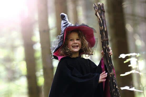 Kinder Kostüm Hexe