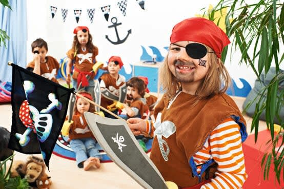 Kinder Kostüm Piraten