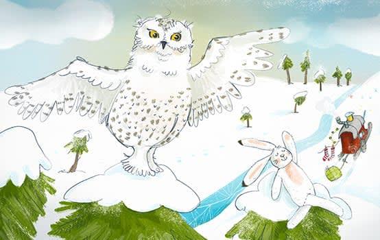 Edda Schnee-Eule – Mit Nachhaltigkeit zum Erfolg