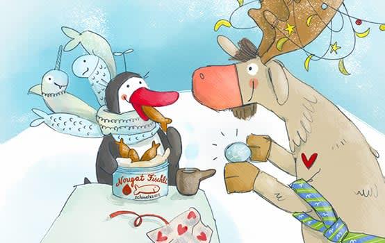 Piku Pinguin – Mit Offenheit selbstbewusst voran