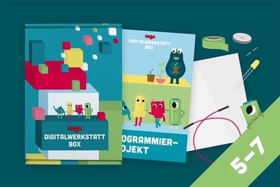 Starter Paket - Deutsch 5 - 7 Jahre