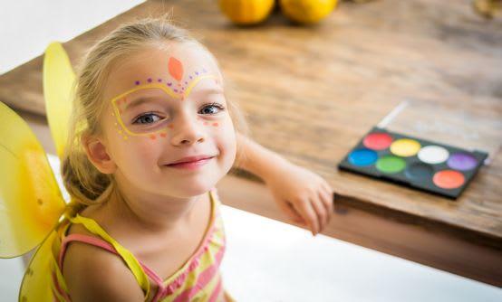 Faschingsschminke selber machen: DIY-Tipps