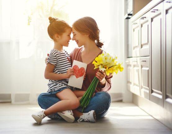 Geschenke zum Muttertag im Frühling basteln