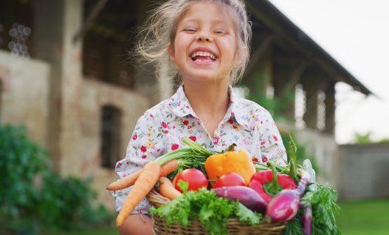 Gärtnern mit Kindern: Gemüse pflanzen