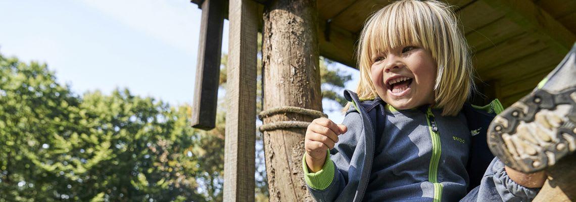 Garten-Ideen für Kinder