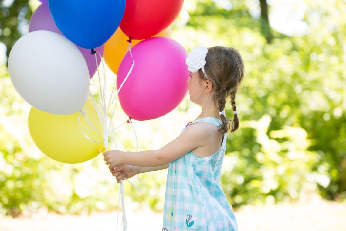 Garten-Ideen: Kindergeburtstag im heimischen Garten