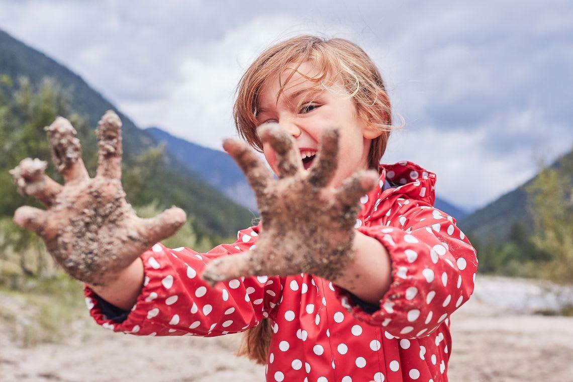 Garten-Ideen: Spielen & Matschen mit Sand