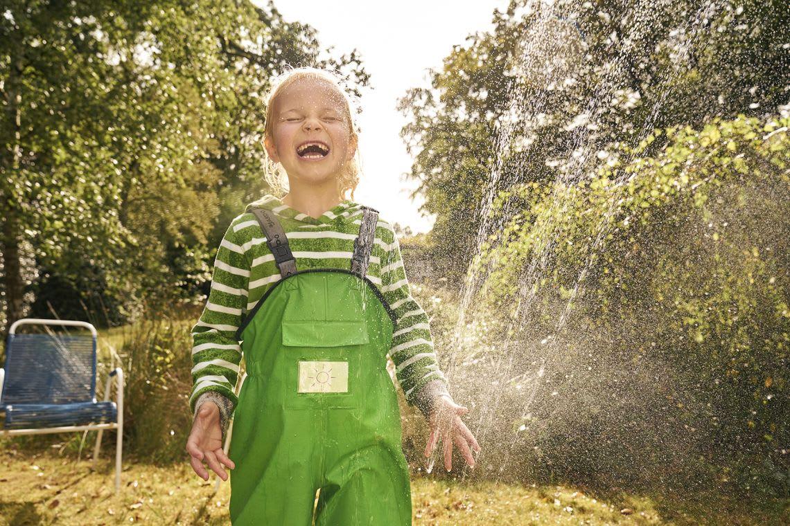 Garten-Ideen: Spaß mit Wasser