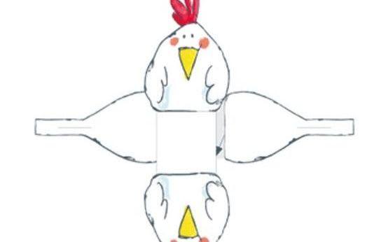 Basteln mit Kindern für Ostern: JAKO-O-Geschenkbox