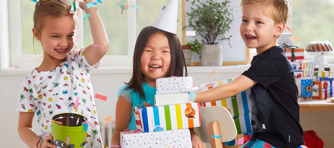 Tipps und Ideen rund um den Kindergeburtstag