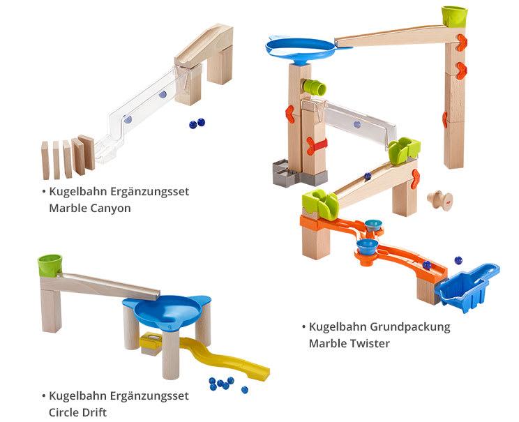 HABA Kugelbahn-Spaßpaket