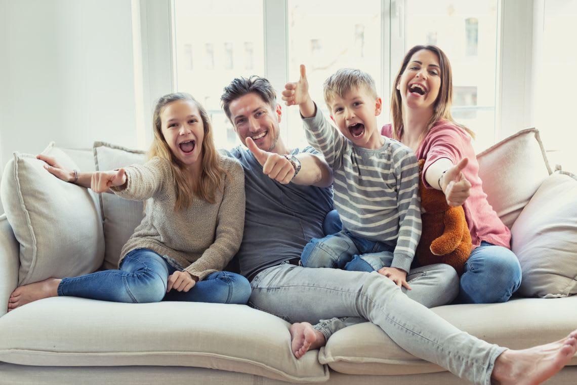 Familienzusammenhalt: Konflikte als Familie lösen