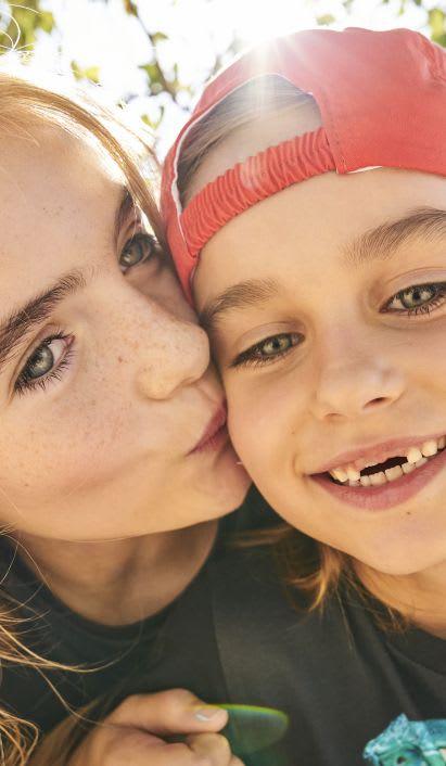 Geschwisterliebe: Altersunterschied 6 Jahre und mehr