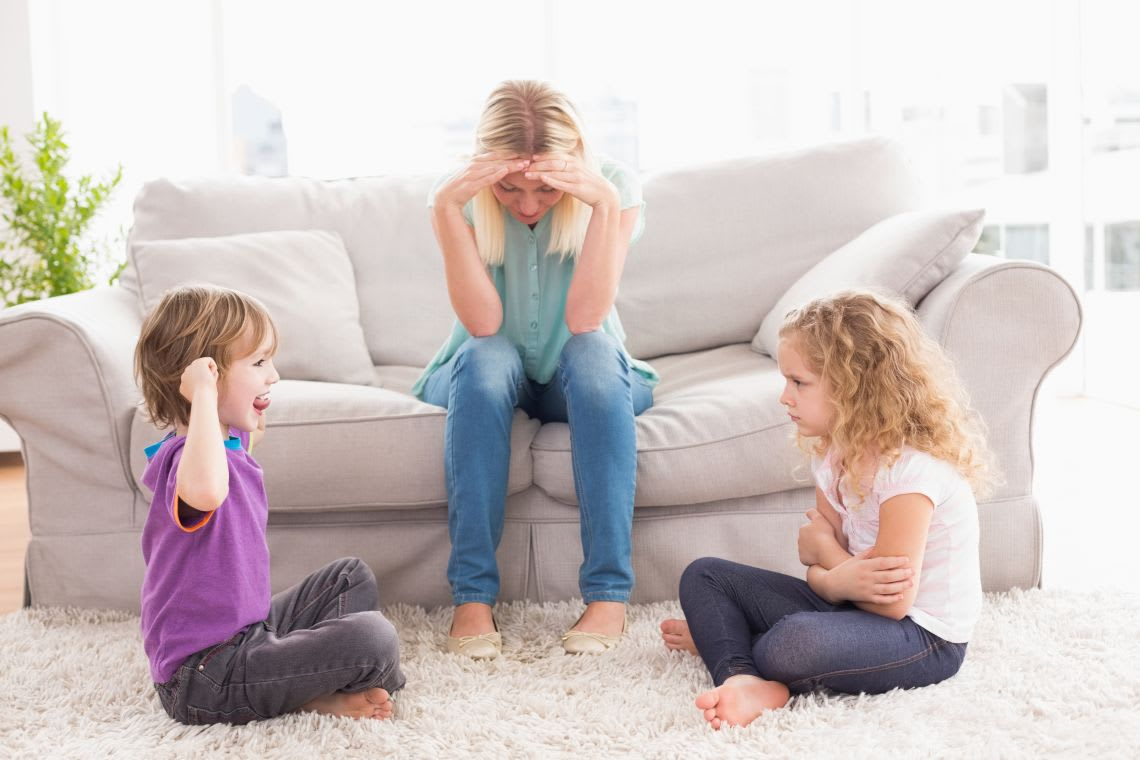 Geschwisterliebe: Geschwisterrivalitäten