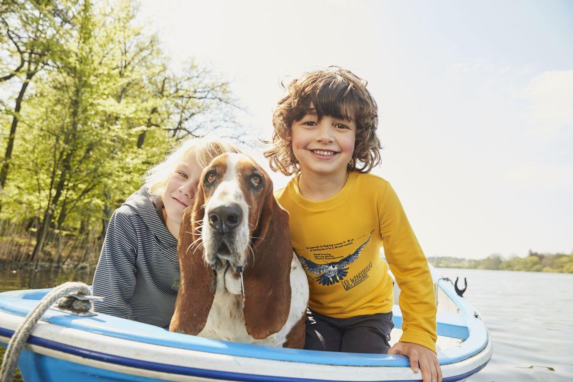 Ausflüge mit Kleinkind: Bootsfahrt mit Kindern