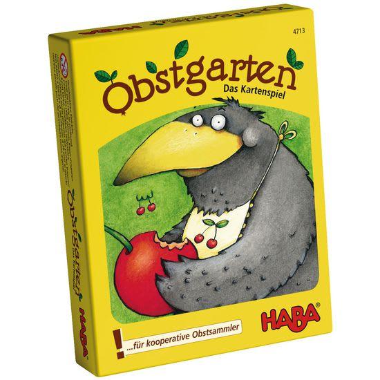 Obstgarten – Das Kartenspiel HABA 4713