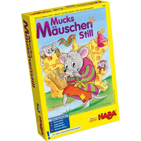 Mucksmäuschenstill HABA 4644