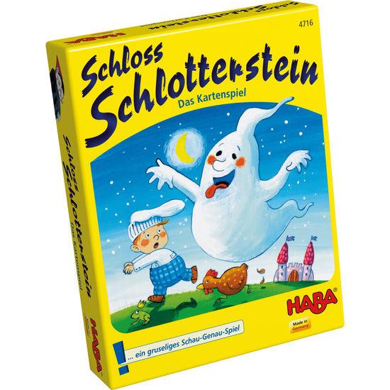 Schloss Schlotterstein - Das Kartenspiel HABA 4716