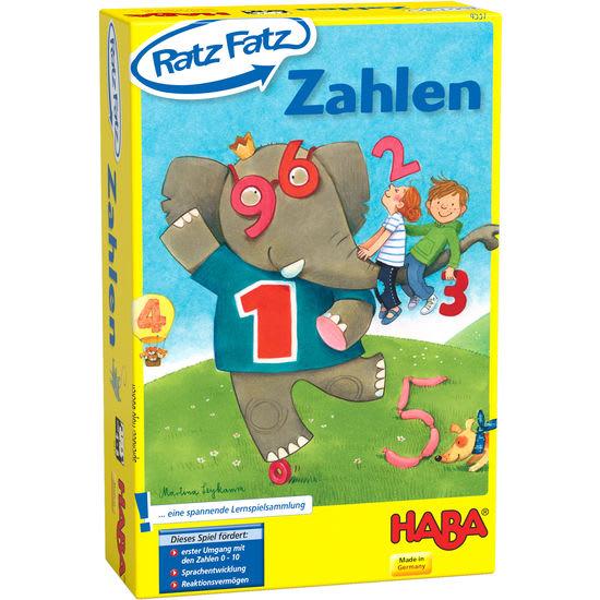 Ratz Fatz - Zahlen HABA 4537