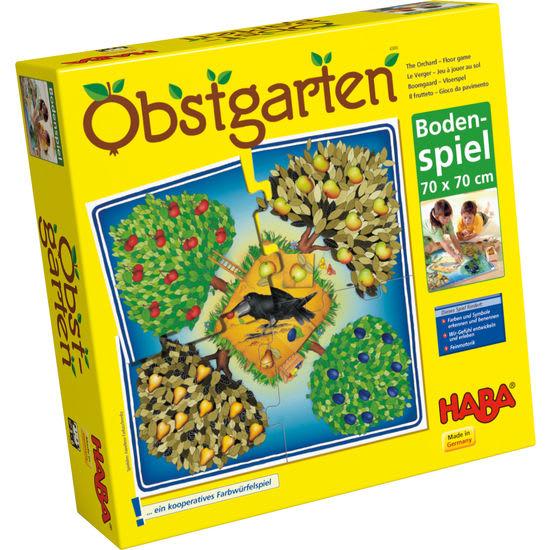 Obstgarten Bodenspiel HABA 4300