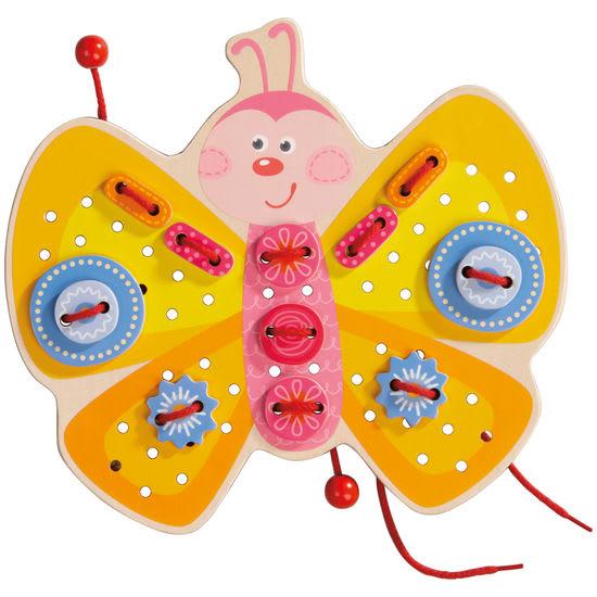 Fädelspiel Schmetterling HABA 301124