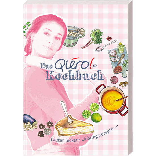 Das Qiéro!-Kochbuch