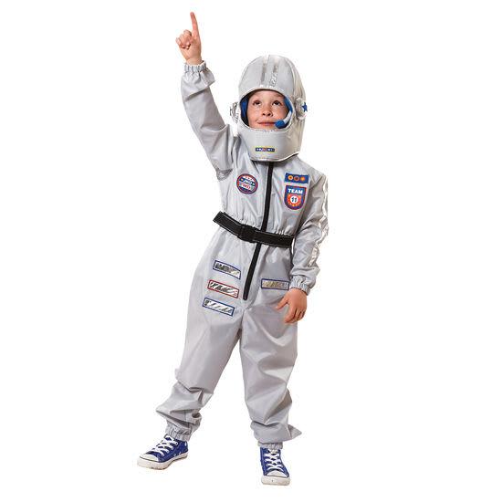 Kinder-Kostüm Astronaut/Rennfahrer JAKO-O, Größe 104-128