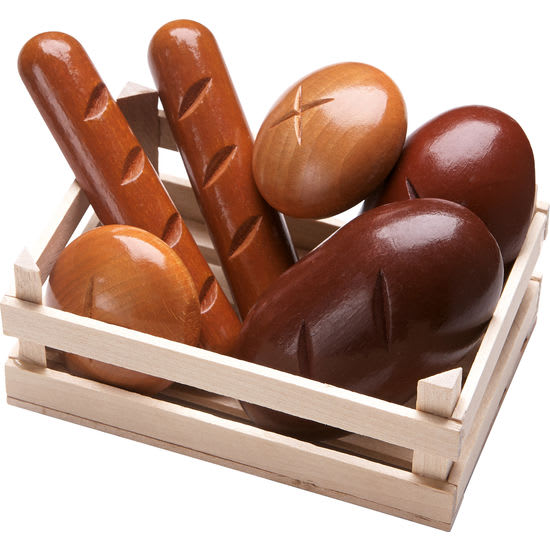 Kaufladen-Set Brot und Brötchen HABA 300564