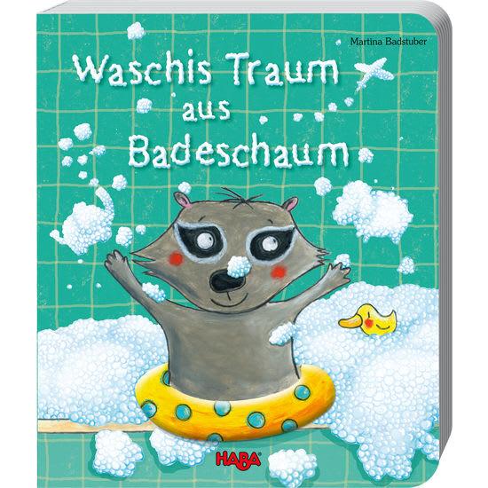 Waschis Traum aus Badeschaum HABA 301461