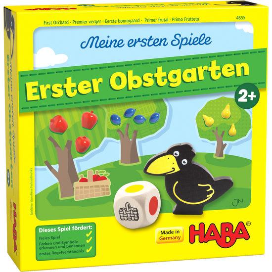 Meine ersten Spiele - Erster Obstgarten HABA 4655
