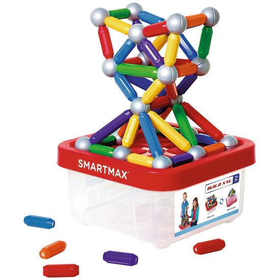 SMARTMAX® Riesenmagnete Build XXL SMX 907, 70-teilig