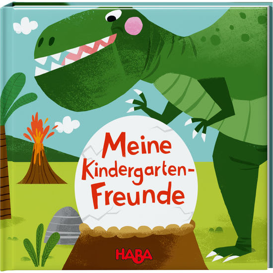 Dinos – Meine Kindergarten-Freunde HABA 301778