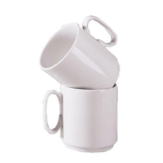 Tassen weiß Ø 7 cm, 2 Stück