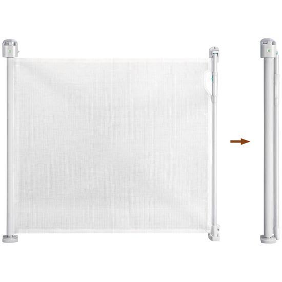 Gaterol Treppenschutz-Rollo mit Quick Pass und Verschlussautomatik bis 120 cm