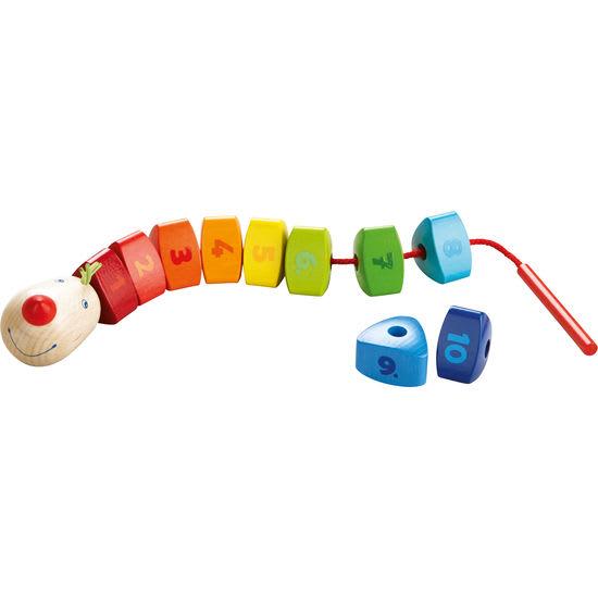 Fädelspiel Zahlen-Drache HABA 302161