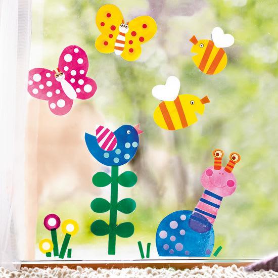 Fensterfolie Frühling JAKO-O