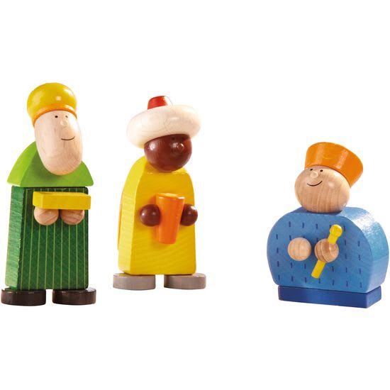 Krippenfiguren Heilige Drei Könige JAKO-O by HABA