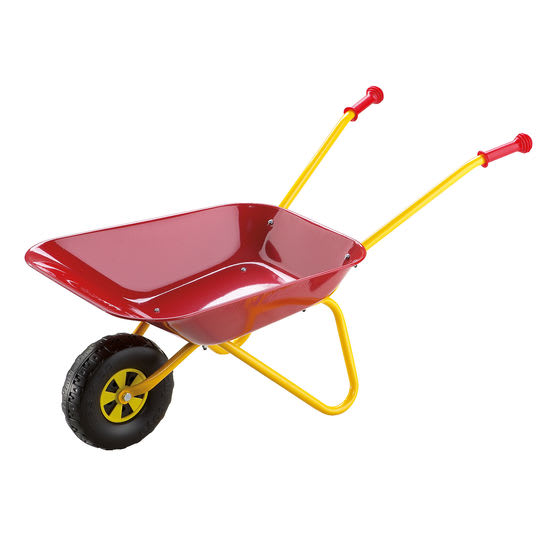 rolly<sup>®</sup> toys rollyMetallschubkarre 270804