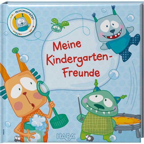 Minimonster – Meine Kindergarten-Freunde HABA 300199