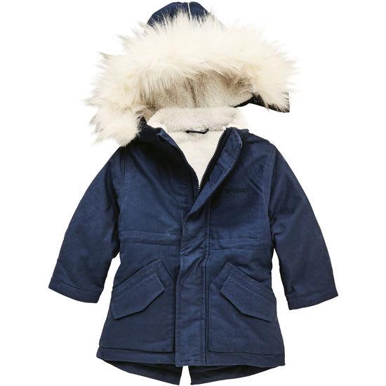 Baby Winterparka JAKO-O, warm gefüttert
