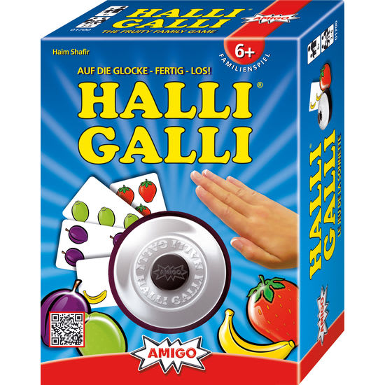 AMIGO Spiele 01700 Halli Galli®