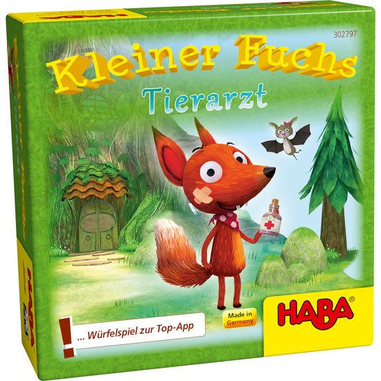 Kleiner Fuchs Tierarzt HABA 302797