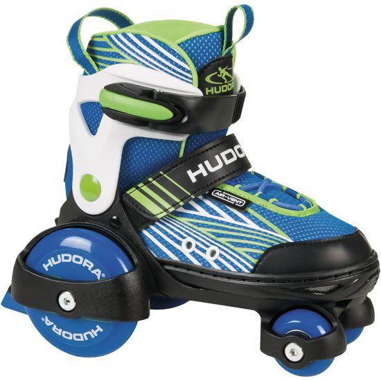 HUDORA® Kinder-Rollschuh My First Quad, verstellbar