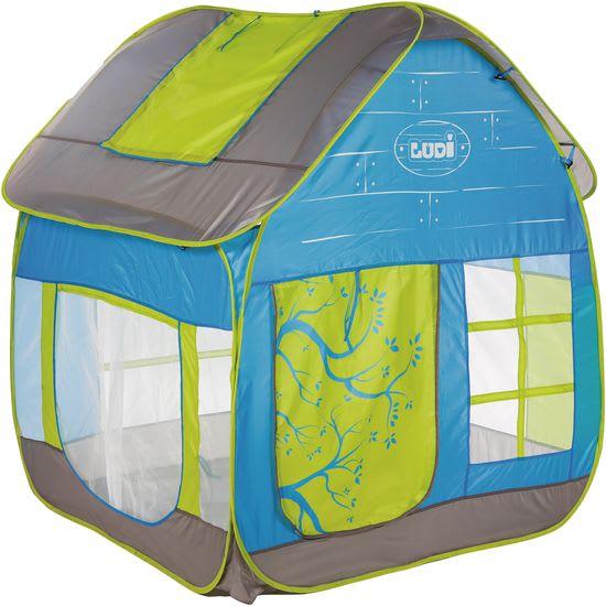 LUDI® My Cottage Spielzelt Pop-Up Haus