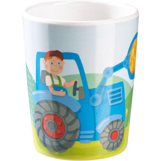 Becher Traktor HABA 302815