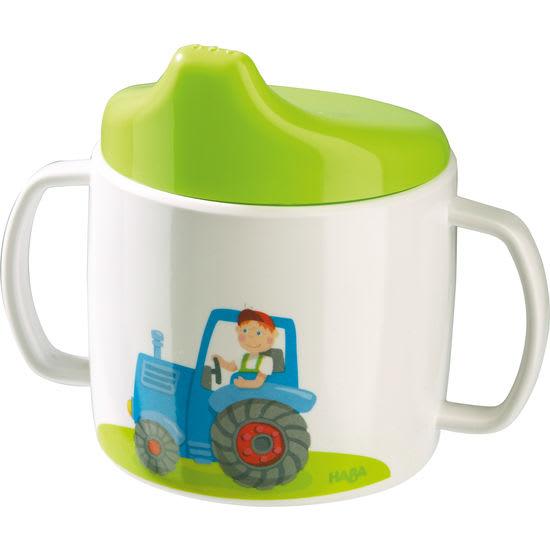 Trinklerntasse Traktor HABA 302818