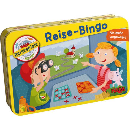 Reise-Bingo HABA 302955