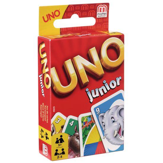 mattel GAMES™ UNO® Junior Kartenspiel 52456