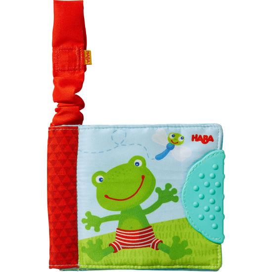 Buggybuch Frosch HABA 303139